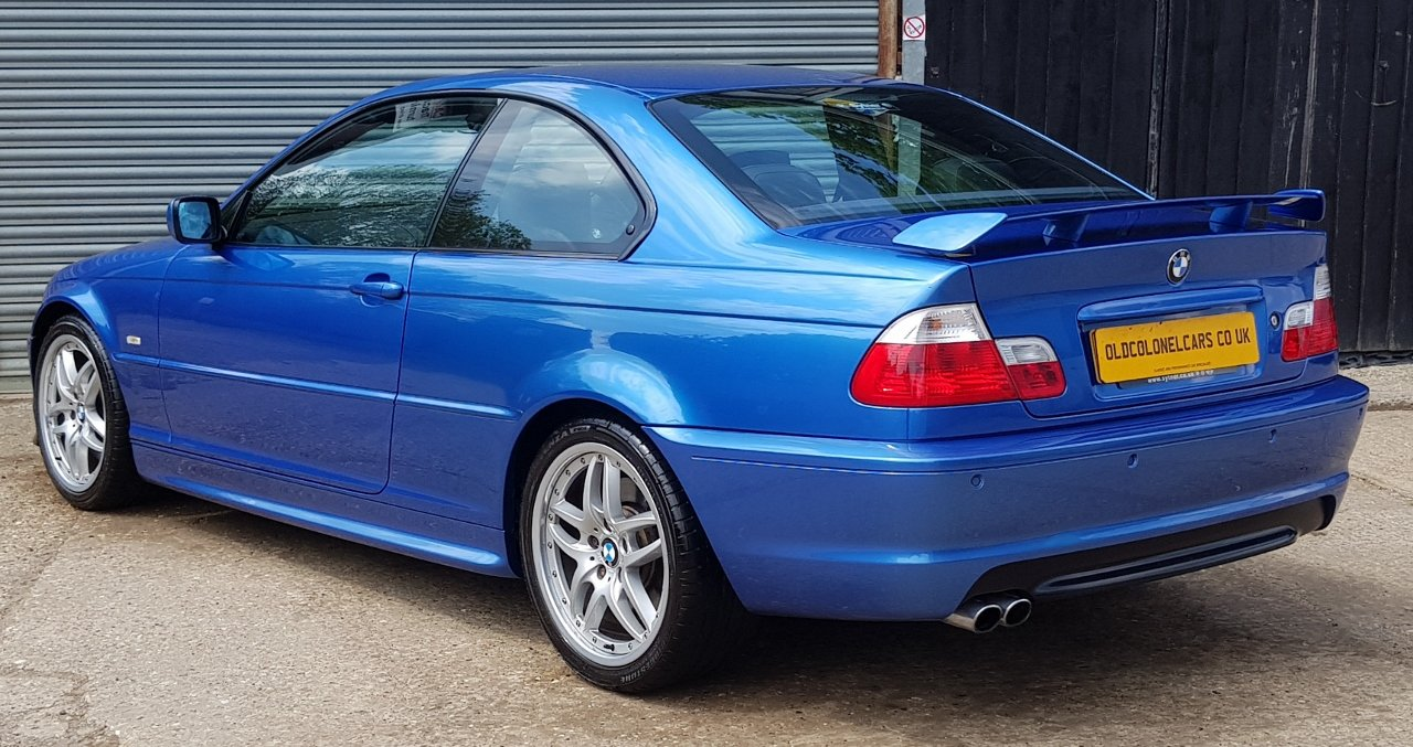 2003 Immaculate BMW E46 330i Clubsport Auto - Only 69,000 Miles For Sale (picture 3 of 6)