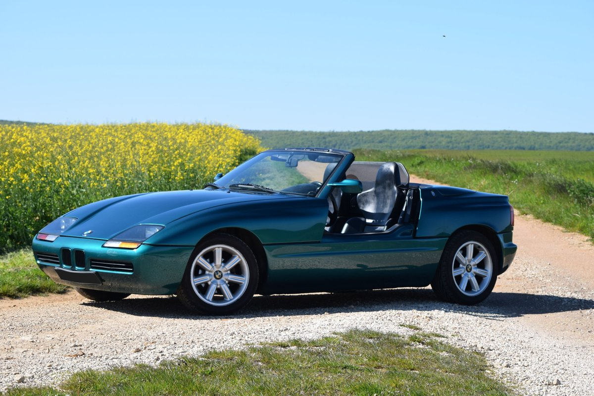 1990 BMW Z1 - No reserve  For Sale by Auction (picture 1 of 6)