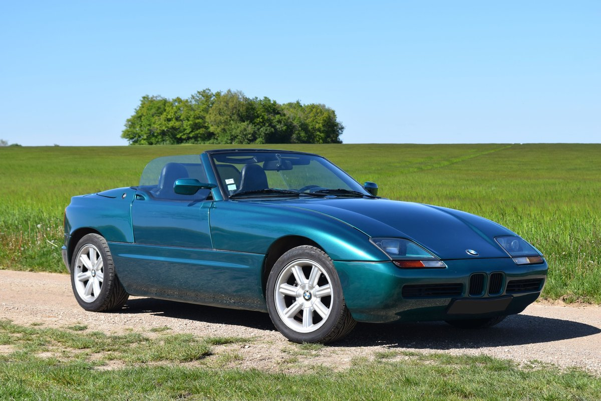 1990 BMW Z1 - No reserve  For Sale by Auction (picture 2 of 6)