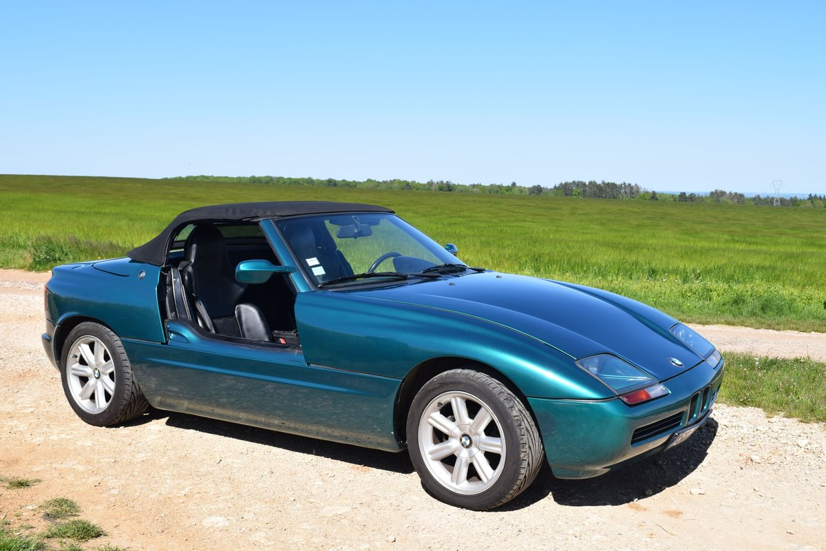 1990 BMW Z1 - No reserve  For Sale by Auction (picture 3 of 6)