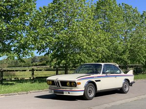 1975 BMW 3.0L CSL For Sale by Auction