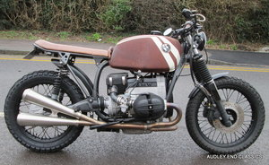 1982 BMW R80 RT CUSTOM SPECIAL