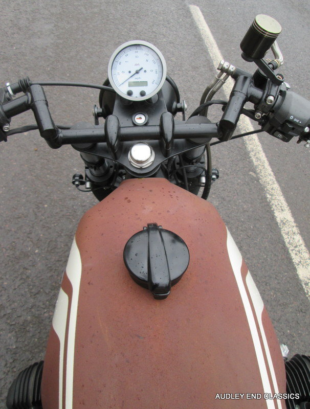 1982 BMW R80 RT CUSTOM SPECIAL For Sale (picture 2 of 6)