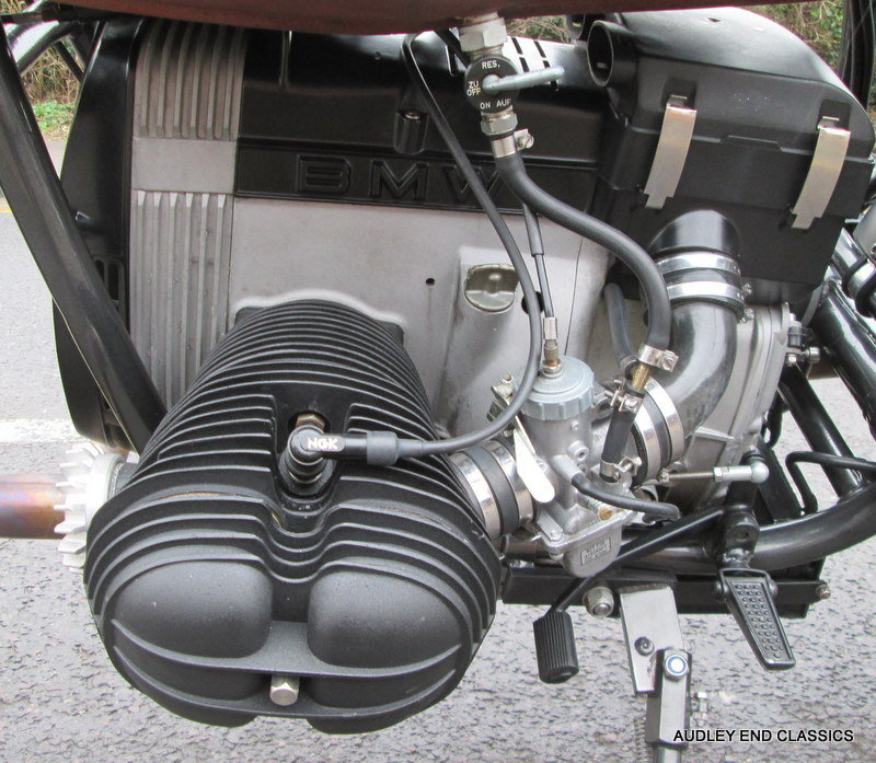 1982 BMW R80 RT CUSTOM SPECIAL For Sale (picture 4 of 6)