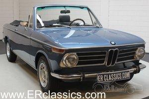 BMW 1600 Baur cabriolet 1970 restored
