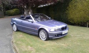 2000 BMW 323i CI Auto Convertible at Morris Leslie Auction For Sale by Auction