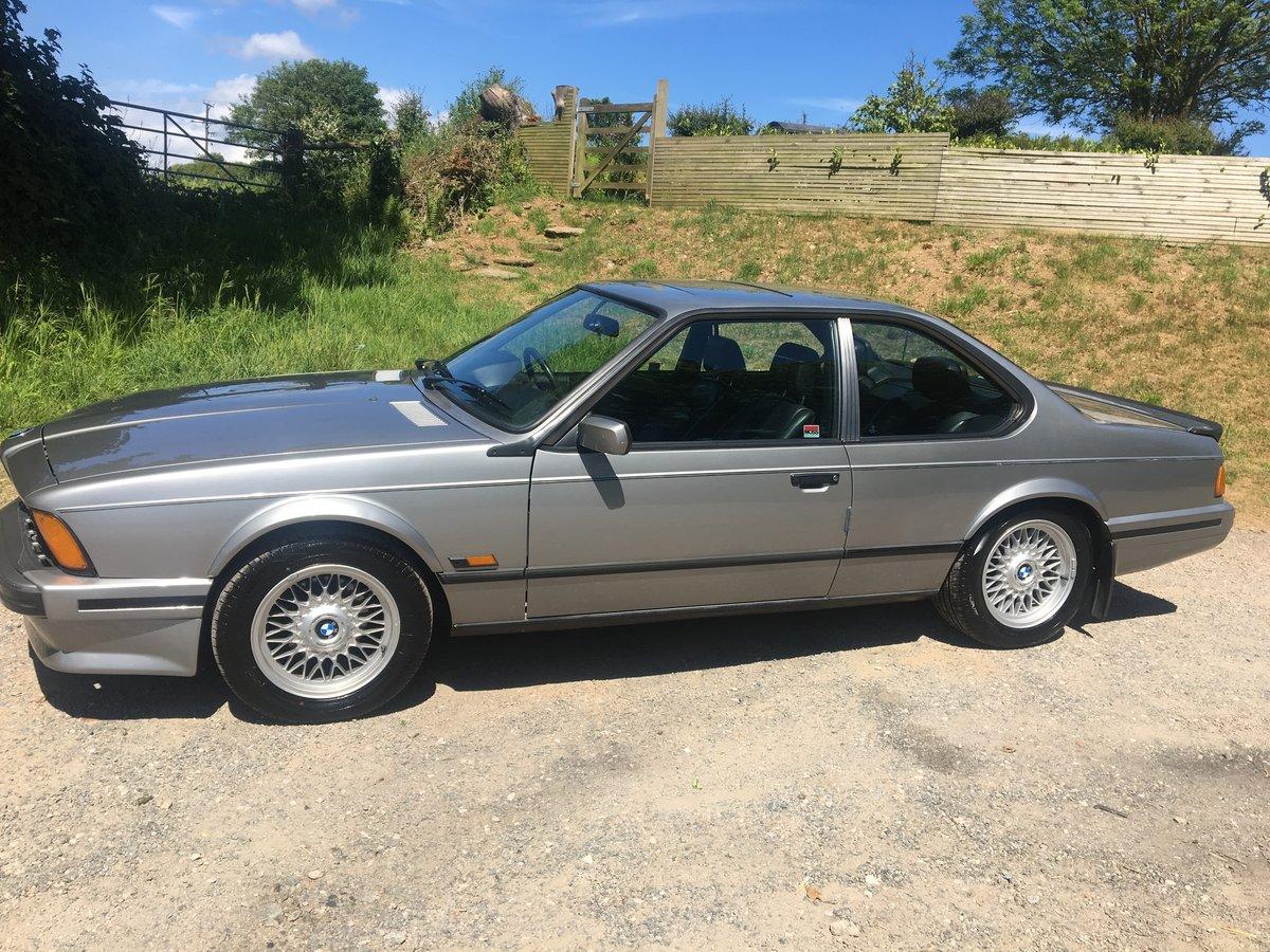 1990 BMW 635 csi auto For Sale (picture 3 of 6)