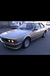 1984 BMW 635CSI For Sale