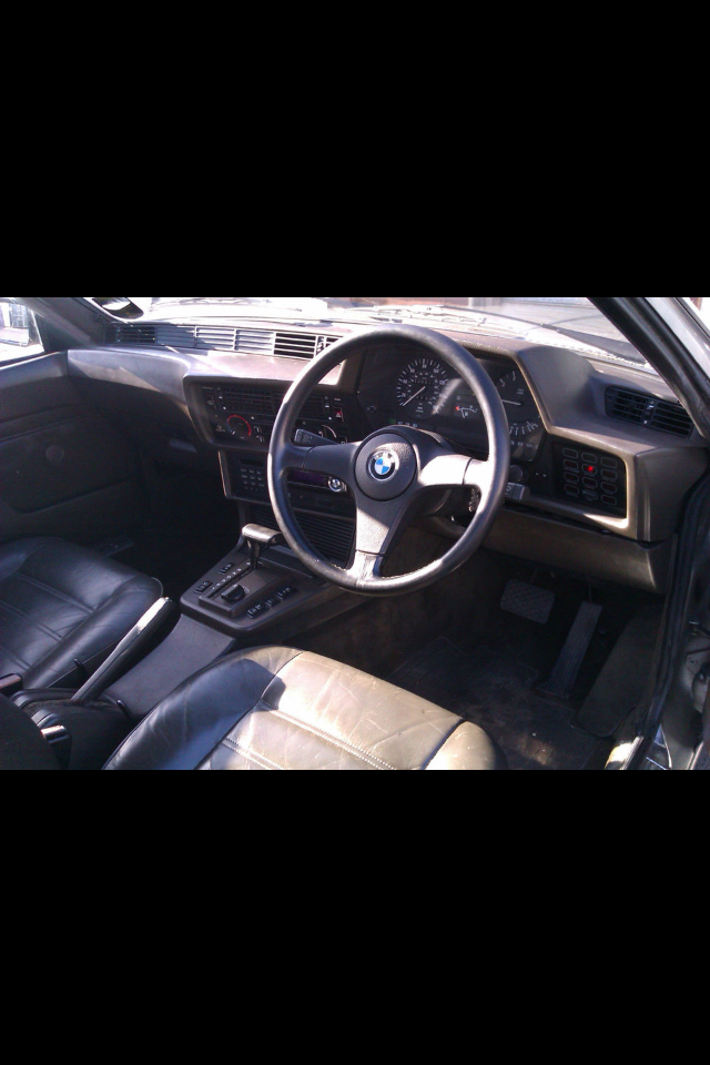 1984 BMW 635CSI For Sale (picture 3 of 6)