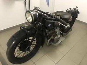 1929 BMW R52 in original state
