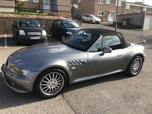2002 Very rare BMW Z3 3.0l Sport Roadster For Sale