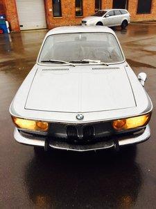 1966 BMW 2000 cs Coupe Nice 100 % original car