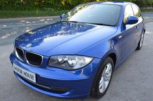 BMW 118D SE 2010 Auto. Only 26,000 Miles