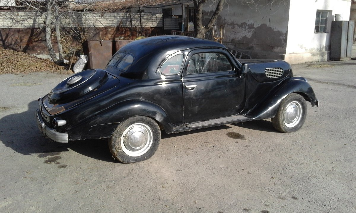 1940 BMW 327/28 rare car For Sale (picture 2 of 2)
