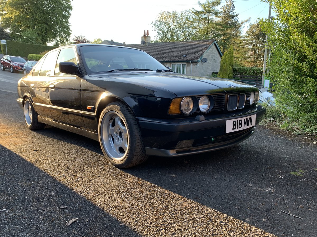 E34 M5 For Sale >> 1990 Bmw E34 M5 For Sale Car And Classic