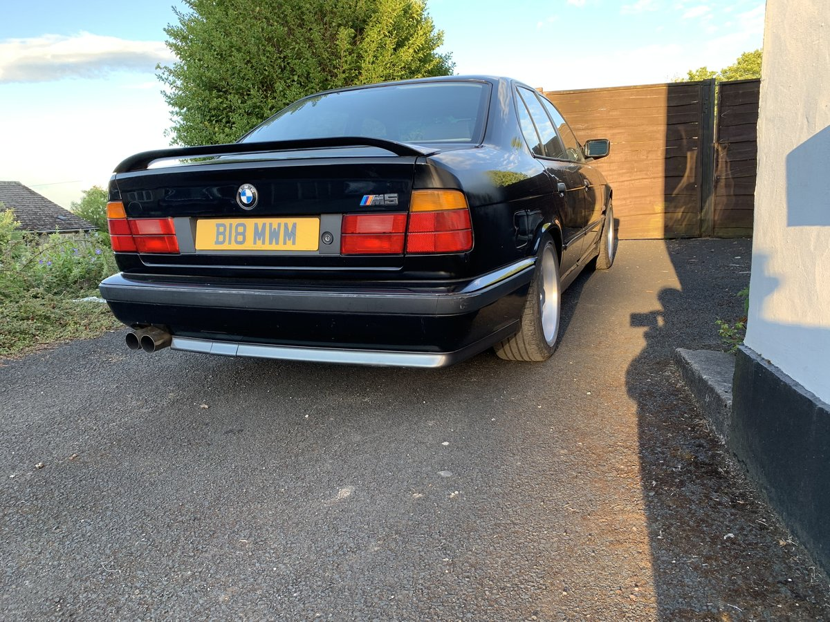 1990 BMW E34 M5 For Sale (picture 2 of 6)