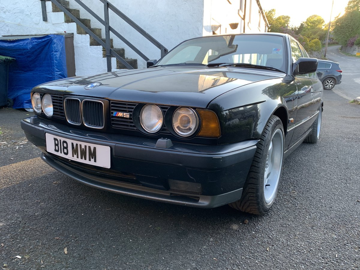 1990 BMW E34 M5 For Sale (picture 3 of 6)