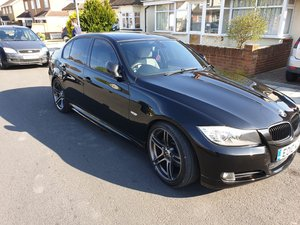 2010 BMW 325d M Sport Automatic, Long MOT