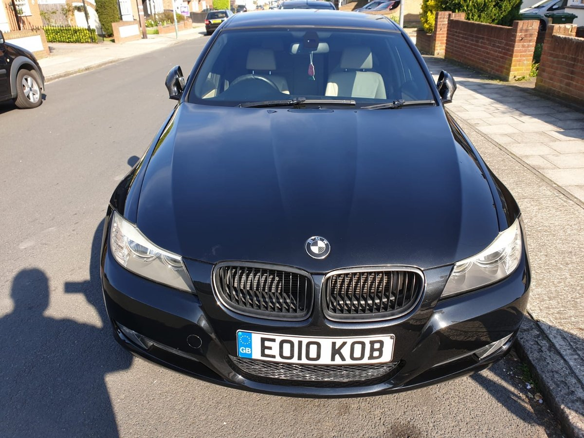 2010 BMW 325d M Sport Automatic, Long MOT  For Sale (picture 2 of 3)