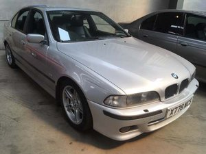 2000 BMW 528i Sport Auto at Morris Leslie Auction 17th August For Sale by Auction