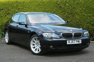 2007 BMW 730Ld Auto Long Wheel Base Individual - 1 Owner