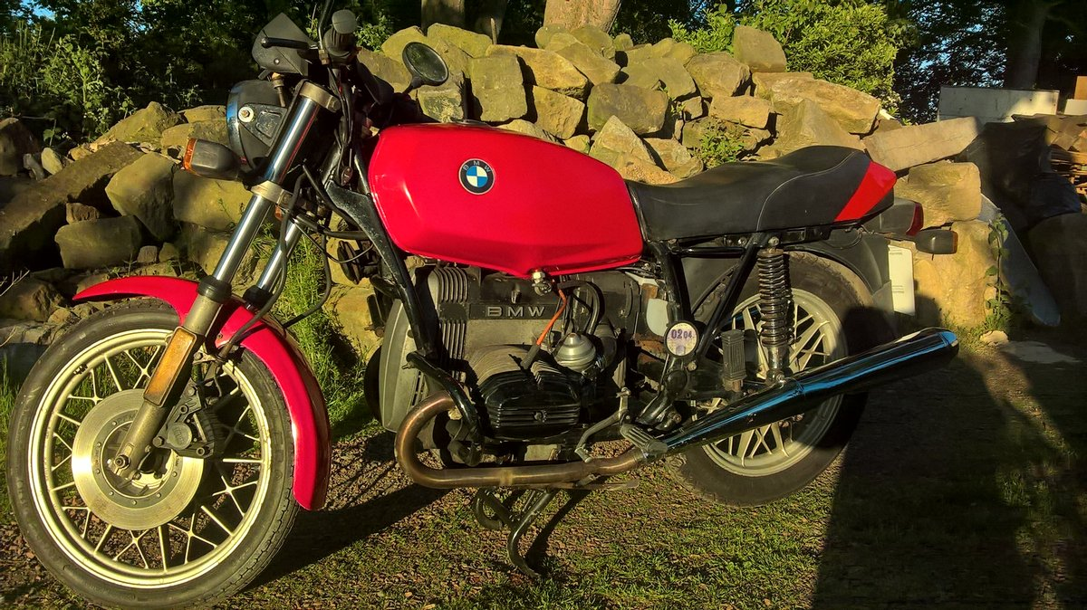 1982 BMW r65 For Sale (picture 1 of 6)