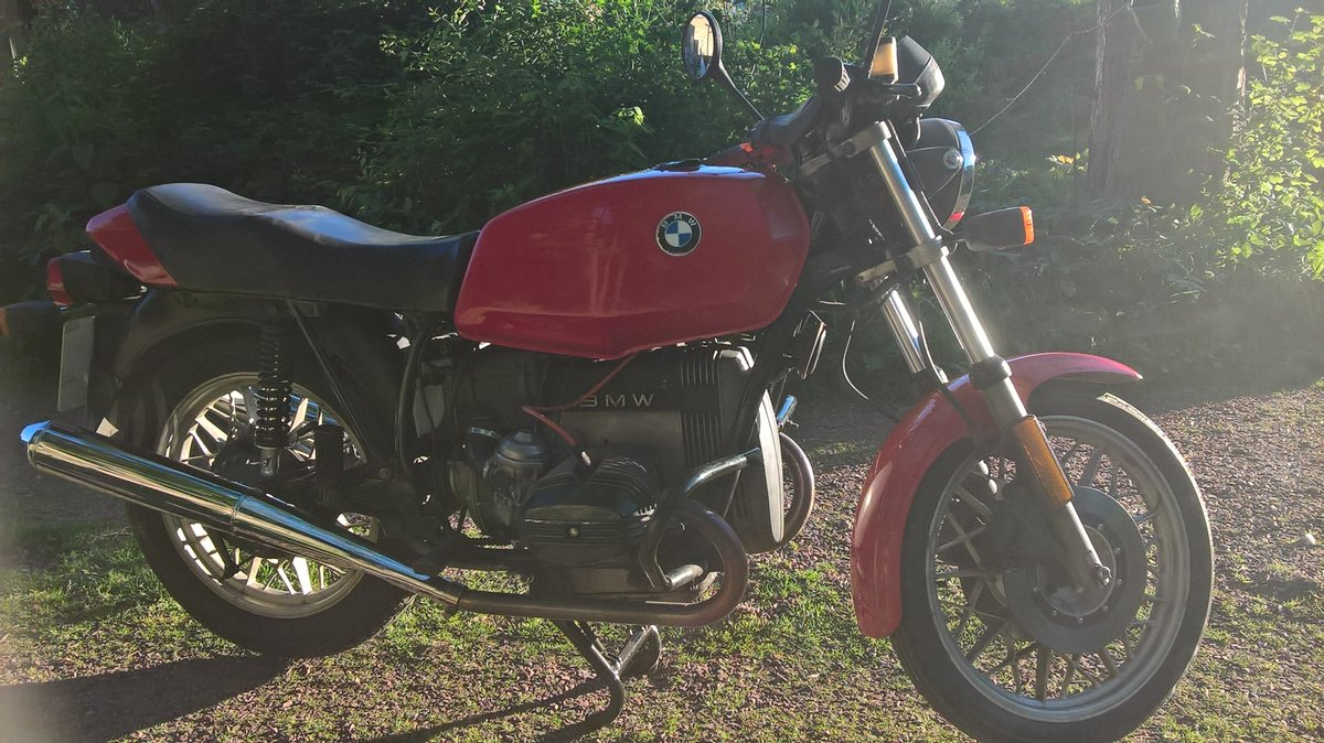 1982 BMW r65 For Sale (picture 2 of 6)