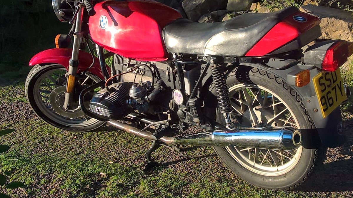 1982 BMW r65 For Sale (picture 4 of 6)