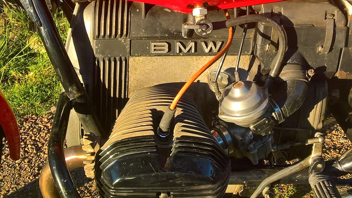1982 BMW r65 For Sale (picture 6 of 6)