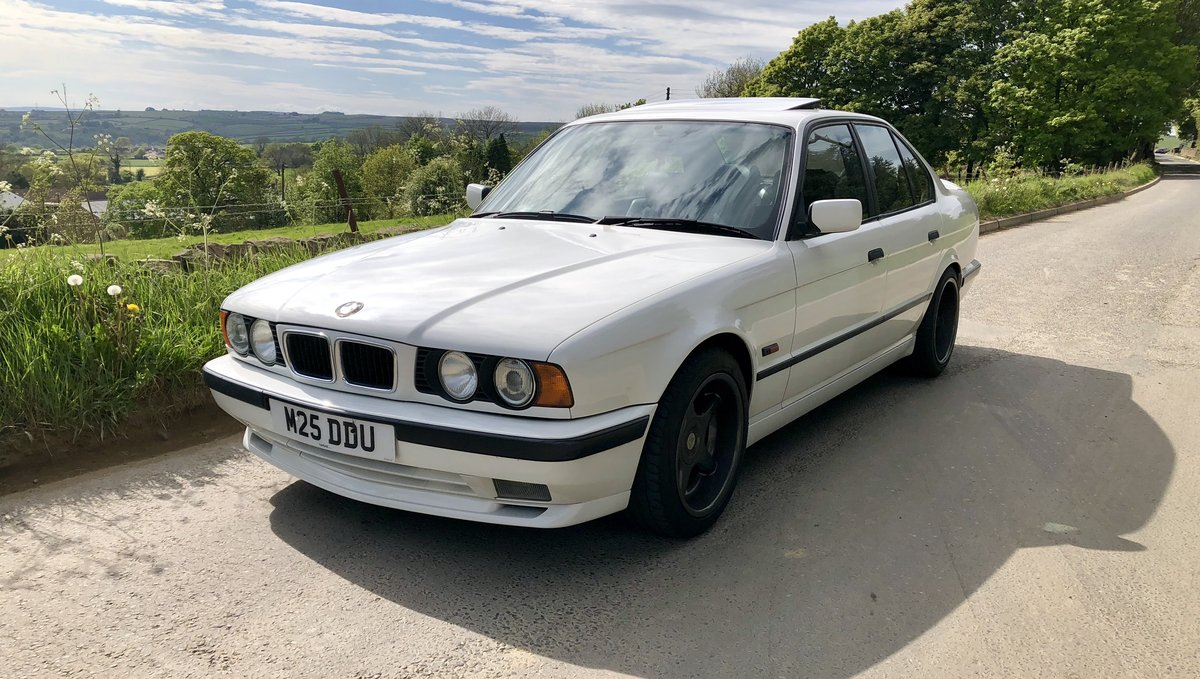1994 BMW E34 525i Sport For Sale (picture 1 of 5)