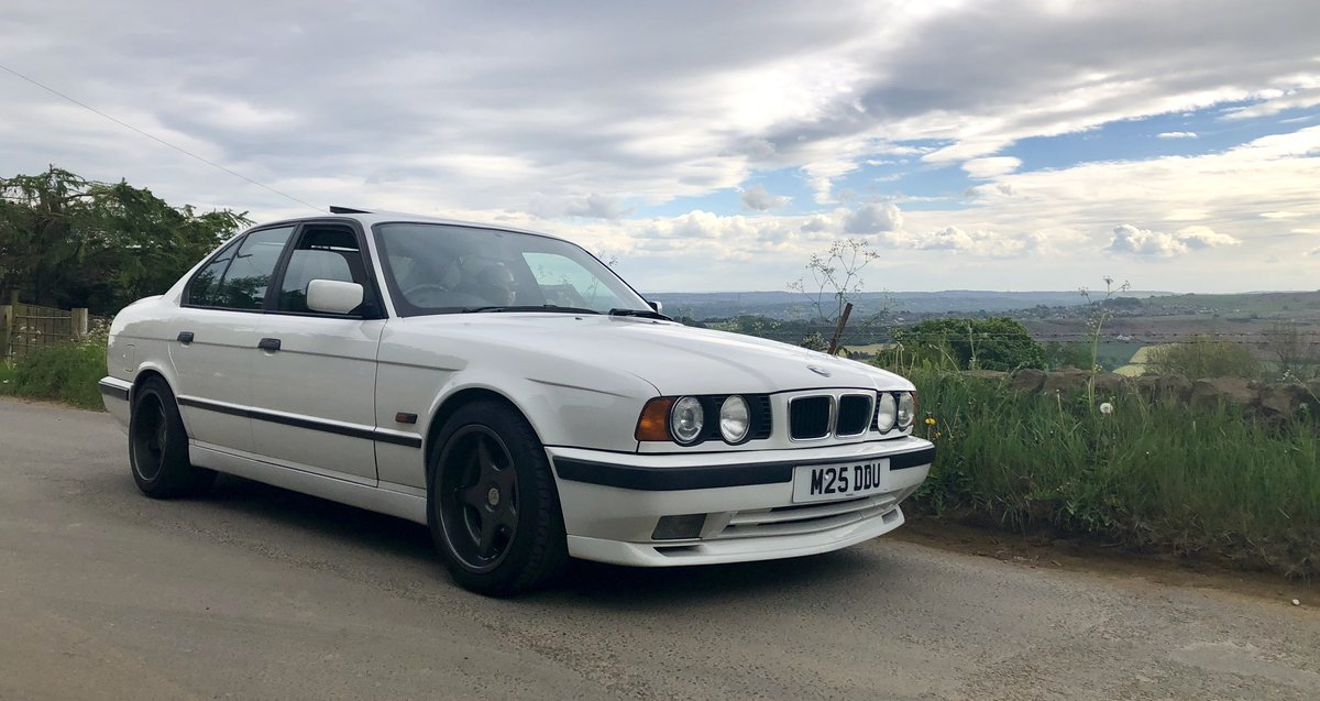 1994 BMW E34 525i Sport For Sale (picture 2 of 5)