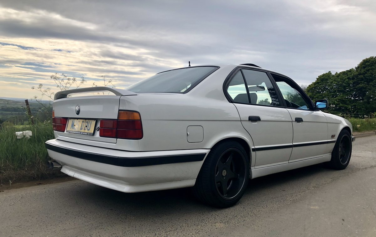 1994 BMW E34 525i Sport For Sale (picture 4 of 5)