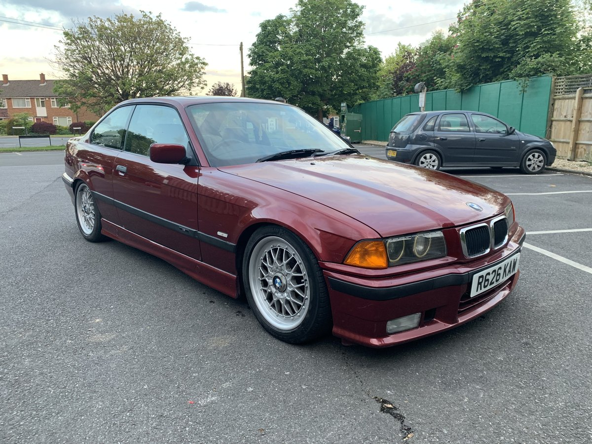 1997 E36 328i sport SOLD (picture 1 of 4)