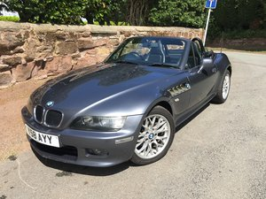 2001 BMW Z3 2.2 Sport For Sale