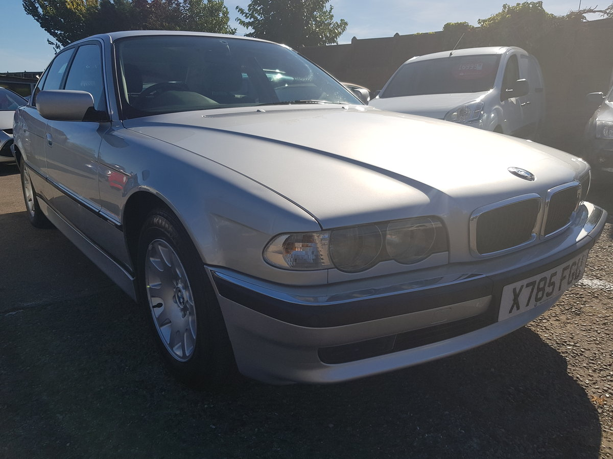 2000 BMW 728 AUTO HIGH SPEC SUPERB EXAMPLE TOTALHISTORY For Sale (picture 2 of 6)