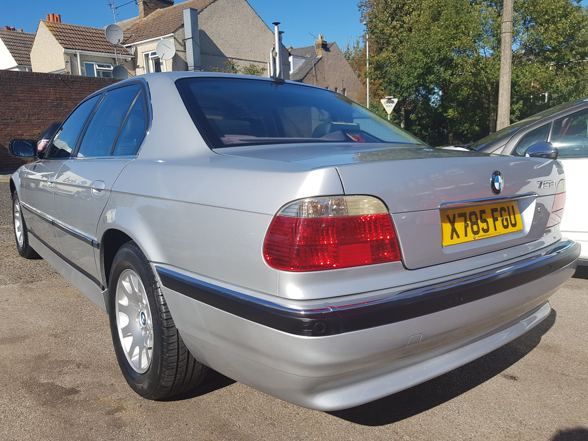 2000 BMW 728 AUTO HIGH SPEC SUPERB EXAMPLE TOTALHISTORY For Sale (picture 3 of 6)