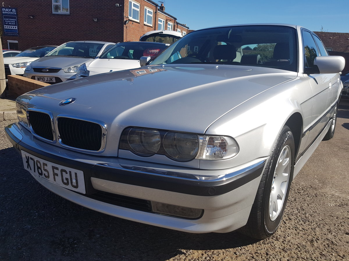 2000 BMW 728 AUTO HIGH SPEC SUPERB EXAMPLE TOTALHISTORY For Sale (picture 6 of 6)