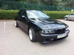 2001 BMW M5 4.9 V8 (Facelift Version) – EXCELLENT COND For Sale