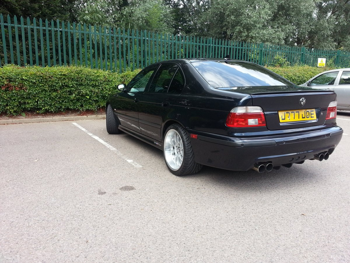2001 BMW M5 4.9 V8 (Facelift Version) – EXCELLENT COND For Sale (picture 2 of 6)