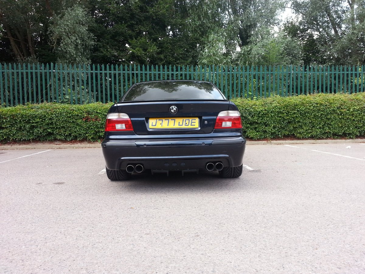 2001 BMW M5 4.9 V8 (Facelift Version) – EXCELLENT COND For Sale (picture 3 of 6)