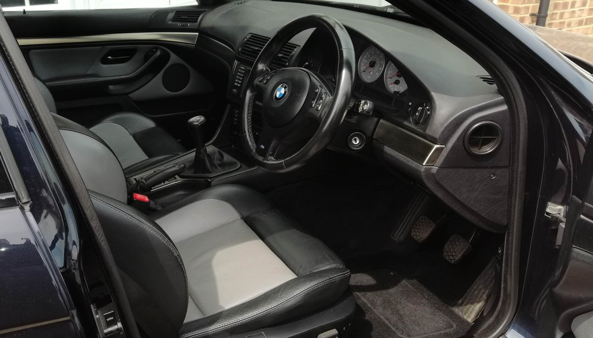 2001 BMW M5 4.9 V8 (Facelift Version) – EXCELLENT COND For Sale (picture 4 of 6)
