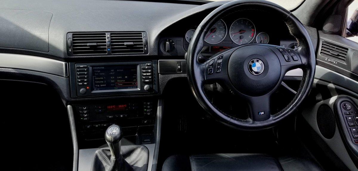2001 BMW M5 4.9 V8 (Facelift Version) – SOLD SOLD (picture 5 of 6)