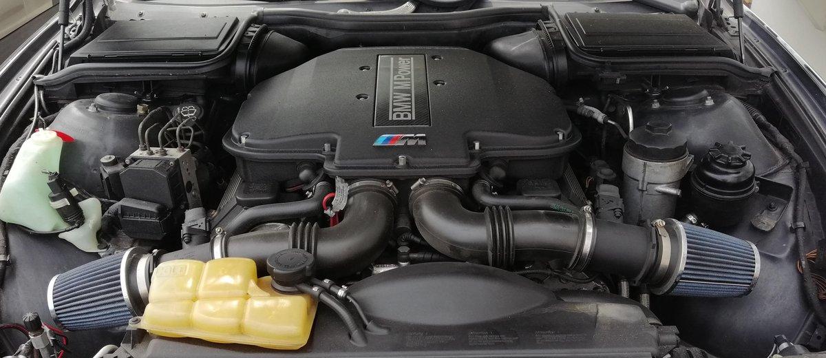 2001 BMW M5 4.9 V8 (Facelift Version) – SOLD SOLD (picture 6 of 6)