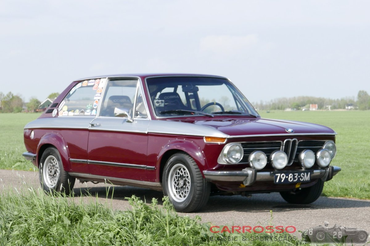 1971 BMW 2002 Touring   Fully prepared for rally! For Sale (picture 1 of 6)