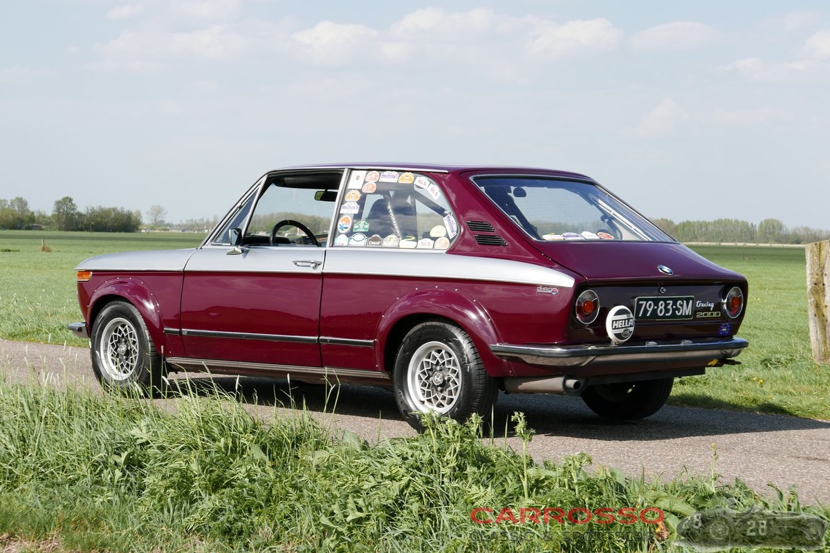 1971 BMW 2002 Touring   Fully prepared for rally! For Sale (picture 2 of 6)