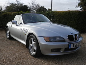 1999 BMW Z3  Roadster in Arctic Silver