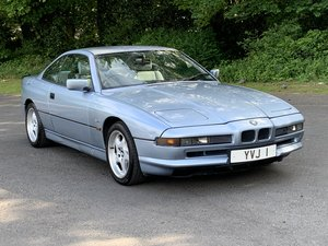 1991 BMW 850 Ci V12 AUTO COUPE For Sale
