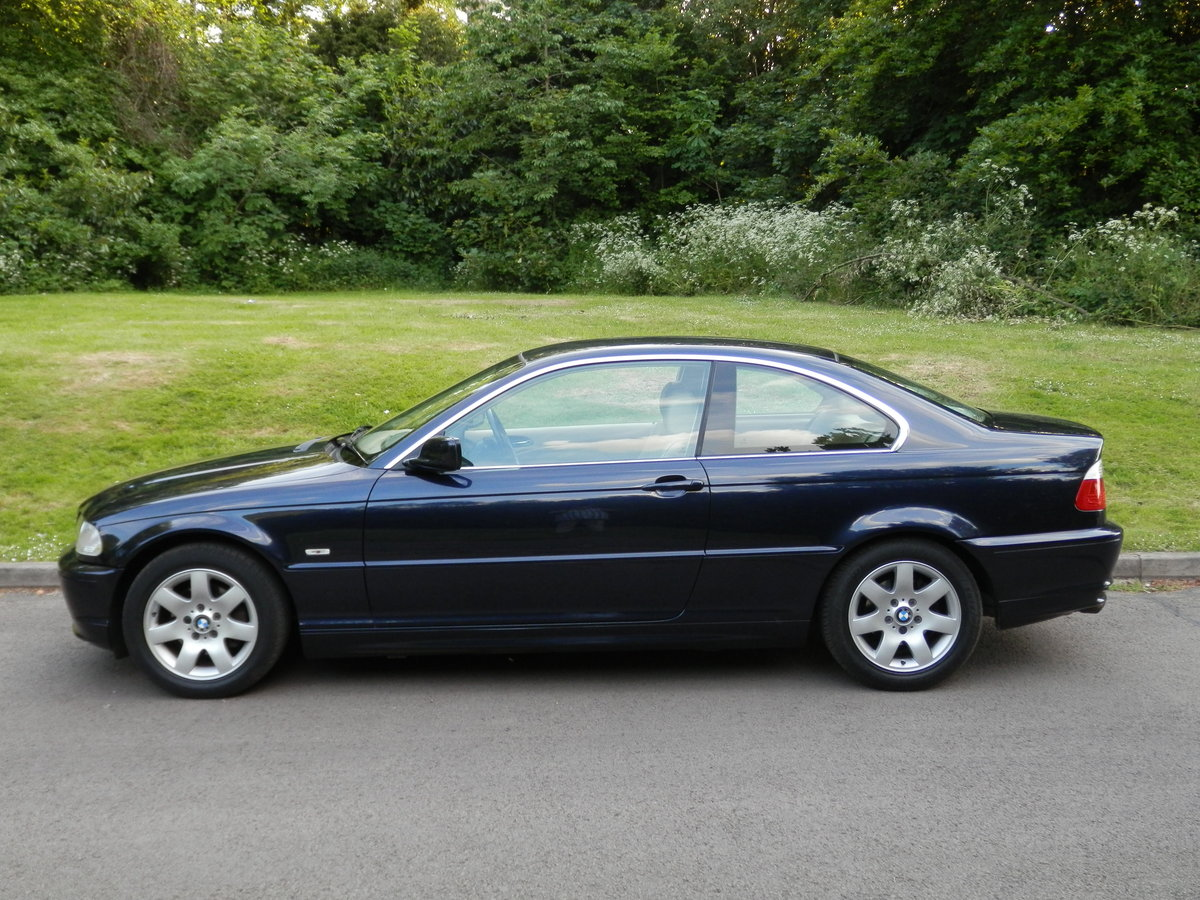 2000 BMW 323Ci SE Coupe.. Low Miles.. FSH.. High Spec.. Bargain.. SOLD (picture 2 of 6)