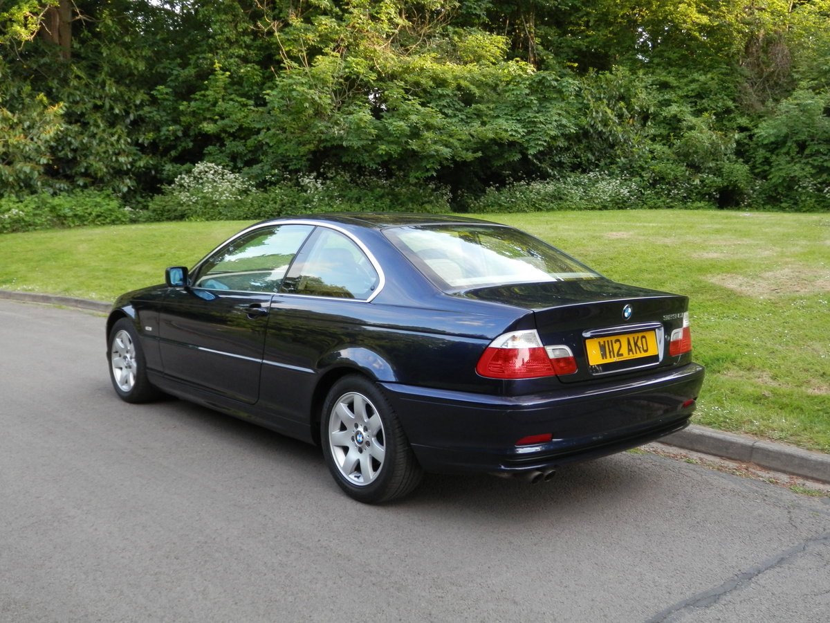 2000 BMW 323Ci SE Coupe.. Low Miles.. FSH.. High Spec.. Bargain.. SOLD (picture 6 of 6)