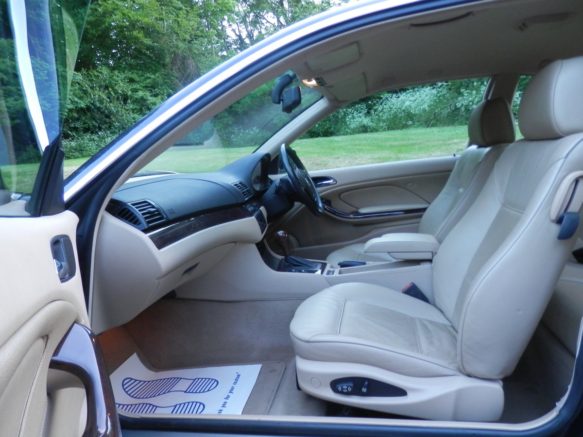 2000  BMW 323Ci SE Coupe.. Low Miles.. FSH.. High Spec.. Bargain. SOLD (picture 3 of 6)